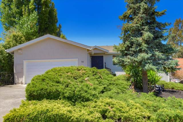 94 Club Dr, San Carlos, CA 94070 (#ML81804017) :: Alex Brant Properties