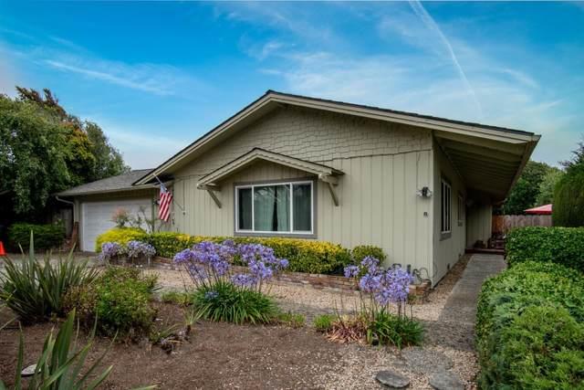 2810 Ribera Rd, Carmel, CA 93923 (#ML81804062) :: Real Estate Experts