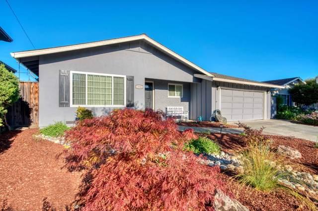 2031 Orestes Way, Campbell, CA 95008 (#ML81804686) :: The Goss Real Estate Group, Keller Williams Bay Area Estates