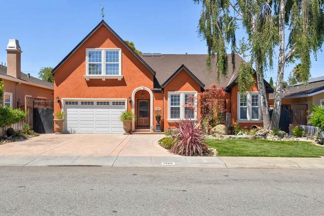 1459 Grace Ave, San Jose, CA 95125 (#ML81804809) :: Robert Balina | Synergize Realty