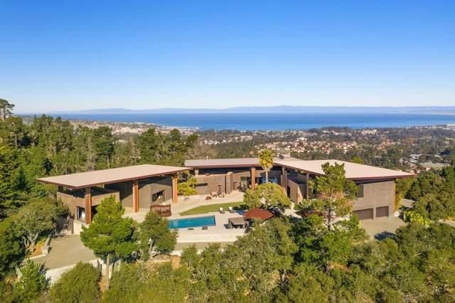 566 Aguajito Rd, Carmel, CA 93923 (#ML81804939) :: Intero Real Estate