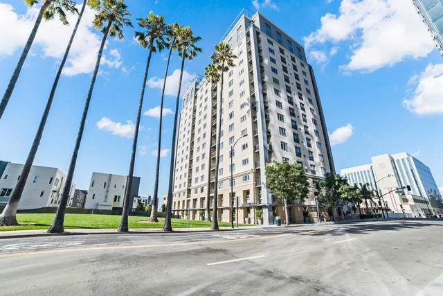 175 W Saint James St 1204, San Jose, CA 95110 (#ML81804989) :: The Goss Real Estate Group, Keller Williams Bay Area Estates