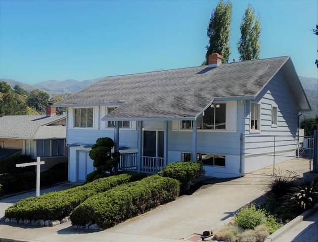 1023 Yosemite Dr, Pacifica, CA 94044 (#ML81805024) :: The Kulda Real Estate Group