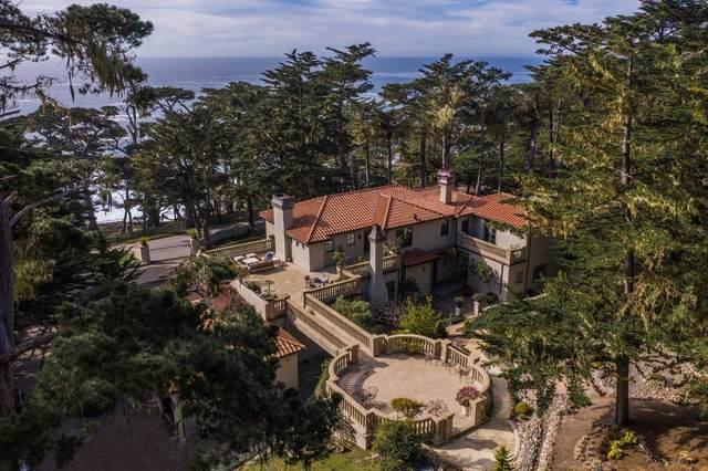 3225 17 Mile Dr, Pebble Beach, CA 93953 (#ML81805060) :: Intero Real Estate