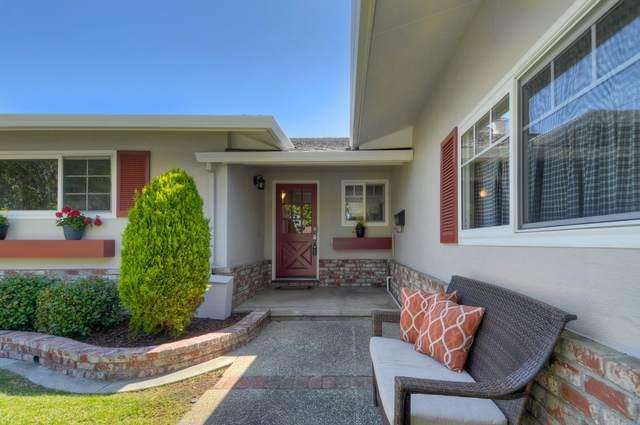 1644 Redwing Ave, Sunnyvale, CA 94087 (#ML81805143) :: The Goss Real Estate Group, Keller Williams Bay Area Estates