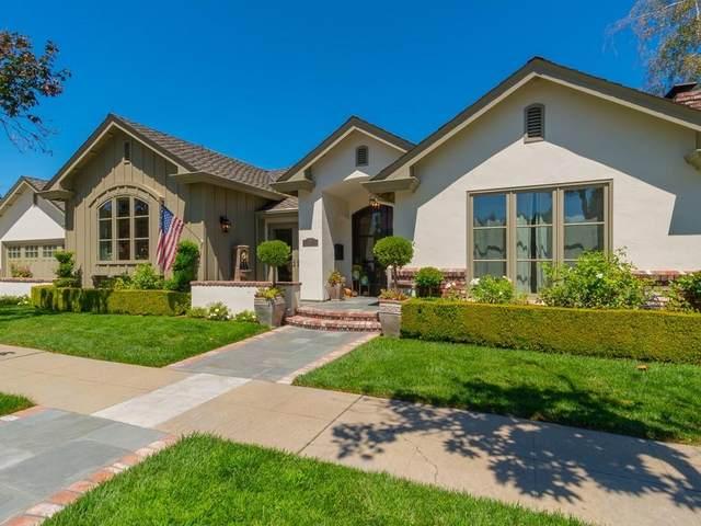 1285 Norval Way, San Jose, CA 95125 (#ML81805169) :: The Goss Real Estate Group, Keller Williams Bay Area Estates