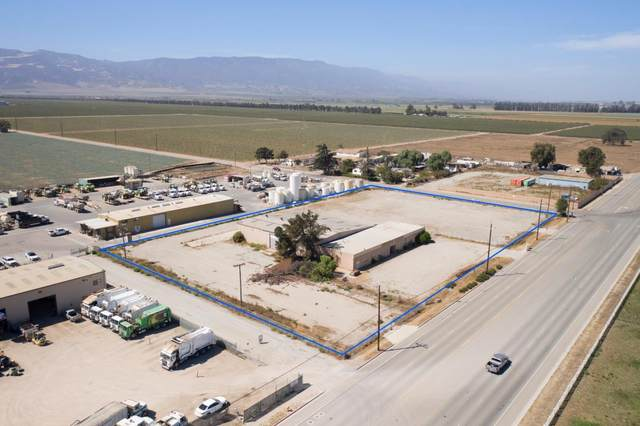 689 & 699 El Camino Real, Greenfield, CA 93927 (#ML81805506) :: The Realty Society