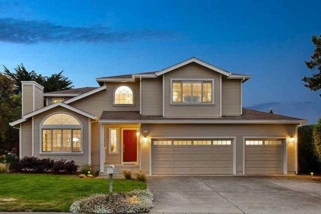 511 Highland Ave, Half Moon Bay, CA 94019 (#ML81805726) :: Real Estate Experts