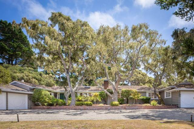 2827 Sloat Rd, Pebble Beach, CA 93953 (#ML81805866) :: Real Estate Experts