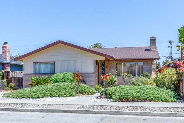 128 San Juan Ave, Santa Cruz, CA 95062 (#ML81805913) :: Schneider Estates