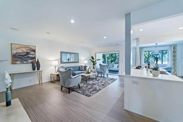 461 Burgess Dr 8, Menlo Park, CA 94025 (#ML81806188) :: The Goss Real Estate Group, Keller Williams Bay Area Estates