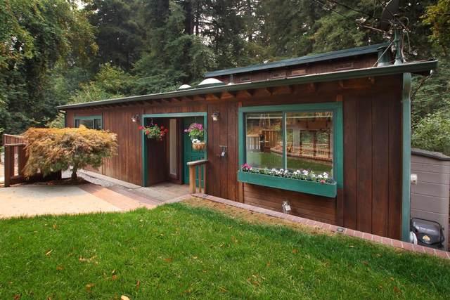 55 Glen Canyon Rd, Santa Cruz, CA 95060 (#ML81806199) :: Real Estate Experts