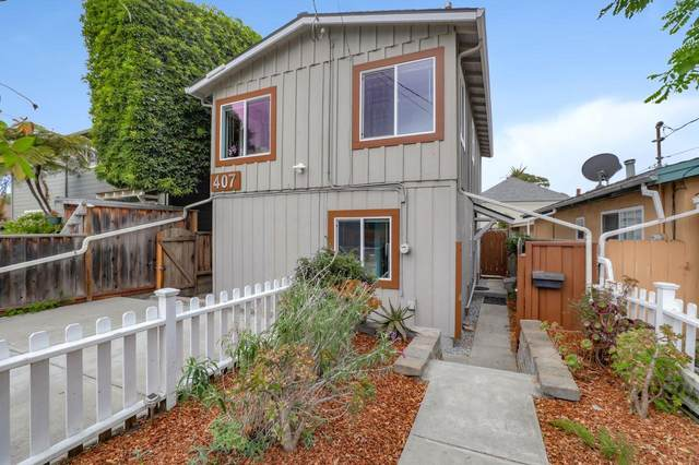 407 Wilkes Cir, Santa Cruz, CA 95060 (#ML81806219) :: Schneider Estates