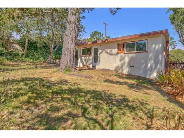 141 Via Gayuba, Monterey, CA 93940 (#ML81806259) :: RE/MAX Gold