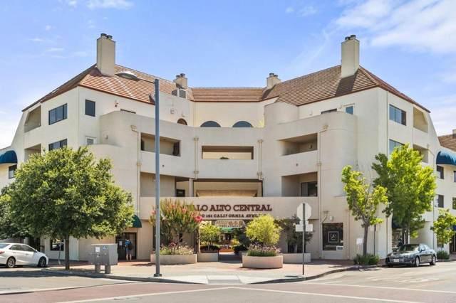 155 California Ave G200, Palo Alto, CA 94306 (#ML81806484) :: Olga Golovko