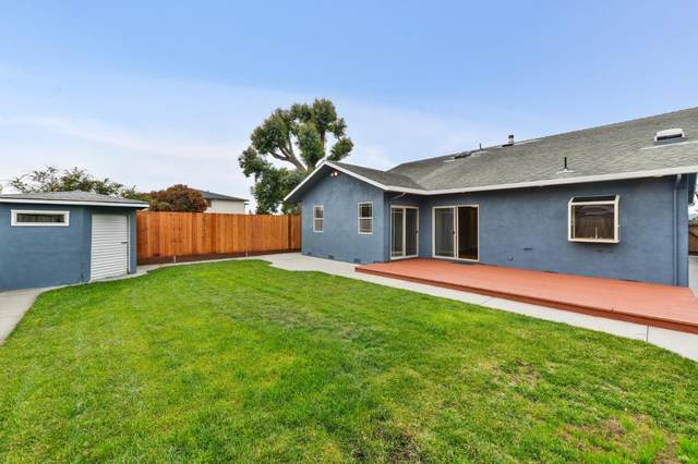 529 Terrace Ave, Half Moon Bay, CA 94019 (#ML81807932) :: Real Estate Experts