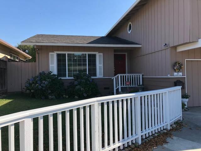150 Woodcrest Pl, Santa Cruz, CA 95065 (#ML81808298) :: Real Estate Experts