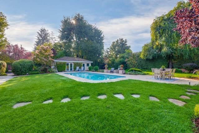 882 Manor Way, Los Altos, CA 94024 (#ML81808421) :: The Sean Cooper Real Estate Group
