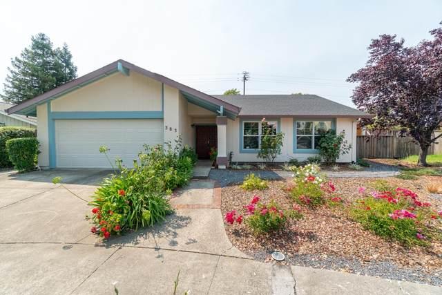 383 Santa Clara Pl, Santa Rosa, CA 95401 (#ML81808594) :: The Realty Society