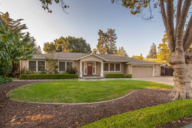 1250 Hermosa Way, Menlo Park, CA 94025 (#ML81809000) :: Robert Balina | Synergize Realty