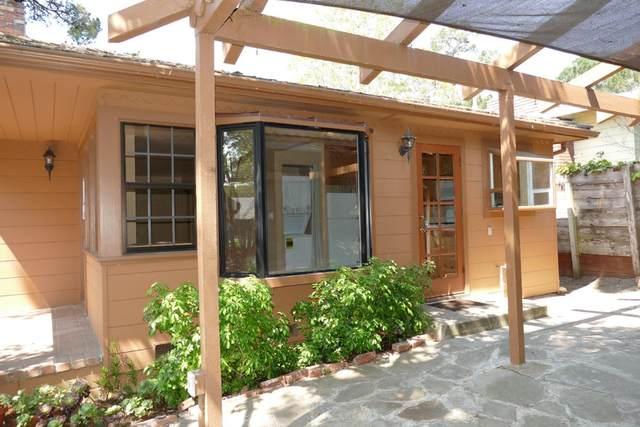 4th & Carpenter Ne Corner St, Carmel, CA 93921 (#ML81809008) :: The Realty Society