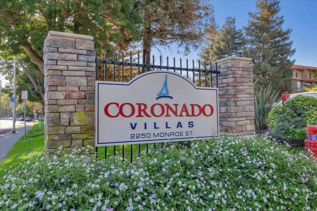 2250 Monroe St 234, Santa Clara, CA 95050 (#ML81809278) :: Real Estate Experts