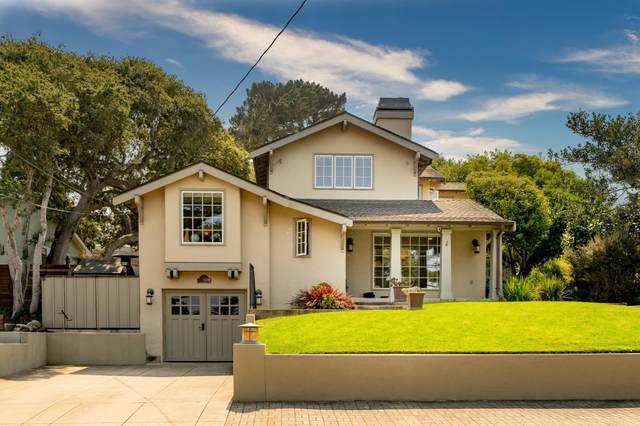 1065 Jewell Ave, Pacific Grove, CA 93950 (#ML81810155) :: Alex Brant