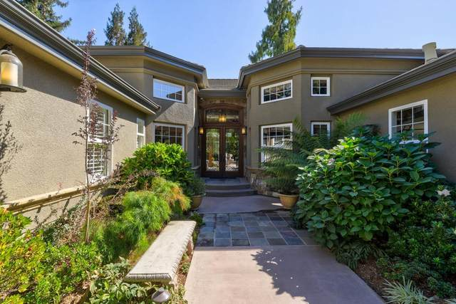 499 W West Portola Ave, Los Altos, CA 94022 (#ML81810271) :: The Sean Cooper Real Estate Group