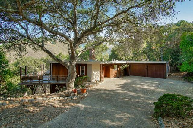 160 Laurel Dr, Carmel Valley, CA 93924 (#ML81810539) :: Alex Brant