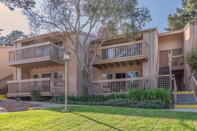 300 Glenwood Cir 286, Monterey, CA 93940 (#ML81810683) :: Alex Brant