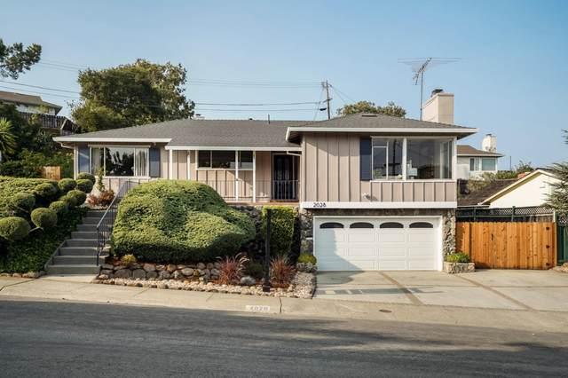 2028 Bishop Rd, Belmont, CA 94002 (#ML81810777) :: The Sean Cooper Real Estate Group