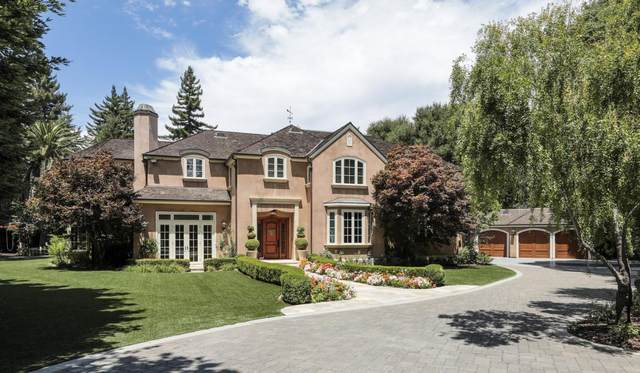 147 Laurel St, Atherton, CA 94027 (#ML81810956) :: The Realty Society