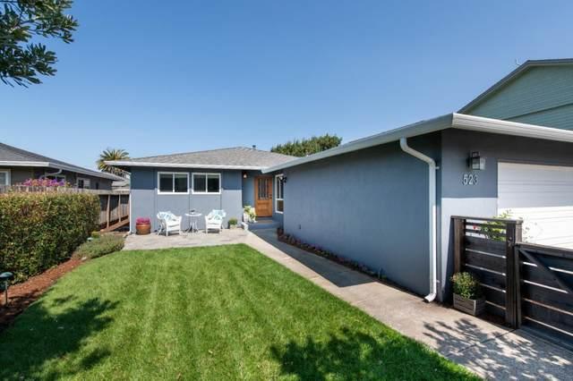 523 Metzgar St, Half Moon Bay, CA 94019 (#ML81811148) :: The Sean Cooper Real Estate Group