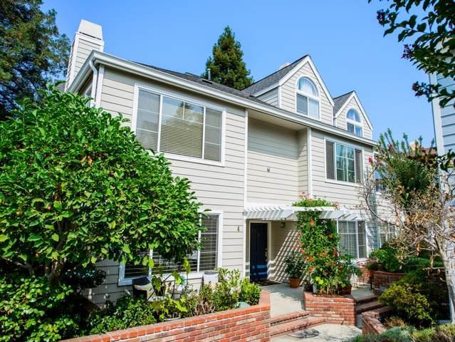 3421 El Camino Real 4C, Atherton, CA 94027 (#ML81811265) :: Intero Real Estate