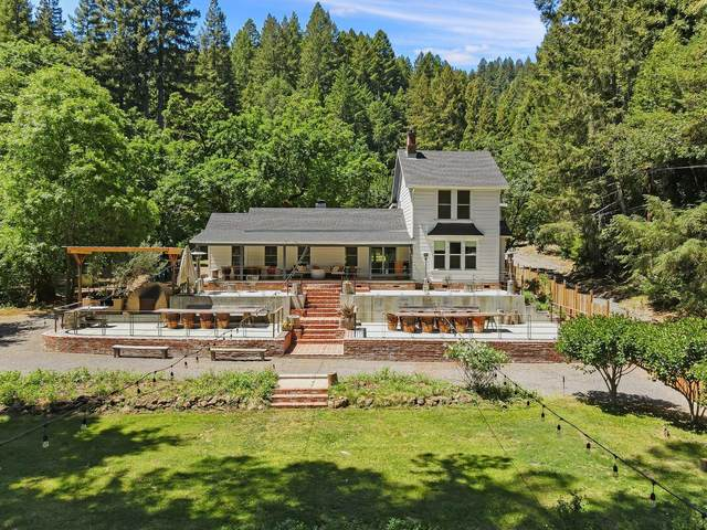 16790 Armstrong Woods Rd, GUERNEVILLE, CA 95446 (#ML81811275) :: Paymon Real Estate Group