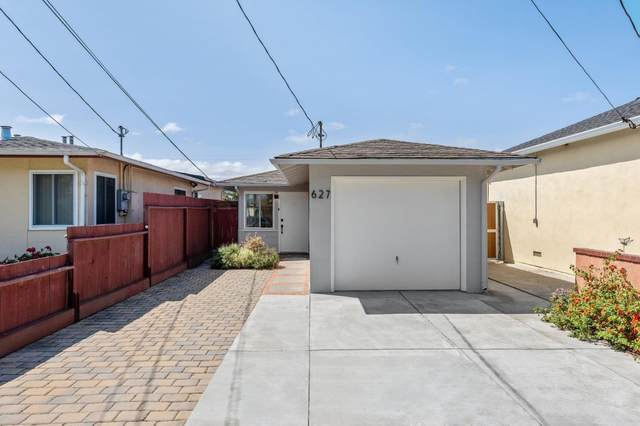 627 6th Ave, San Bruno, CA 94066 (#ML81811382) :: The Gilmartin Group