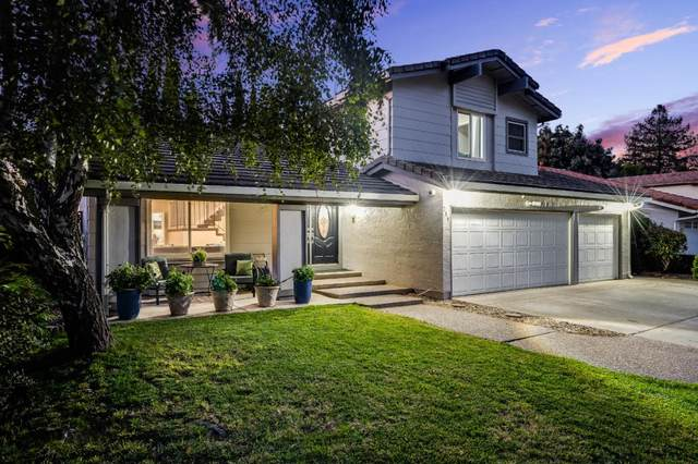 289 Ingram Ct, San Jose, CA 95139 (#ML81811398) :: The Sean Cooper Real Estate Group