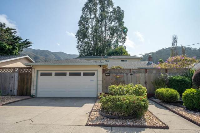 1355 Solano Dr, Pacifica, CA 94044 (#ML81811439) :: The Realty Society