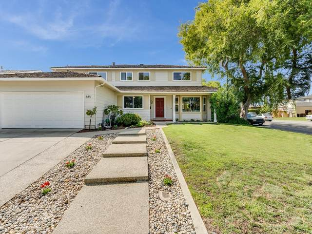 645 Smoke Tree Way, Sunnyvale, CA 94086 (#ML81811461) :: The Goss Real Estate Group, Keller Williams Bay Area Estates