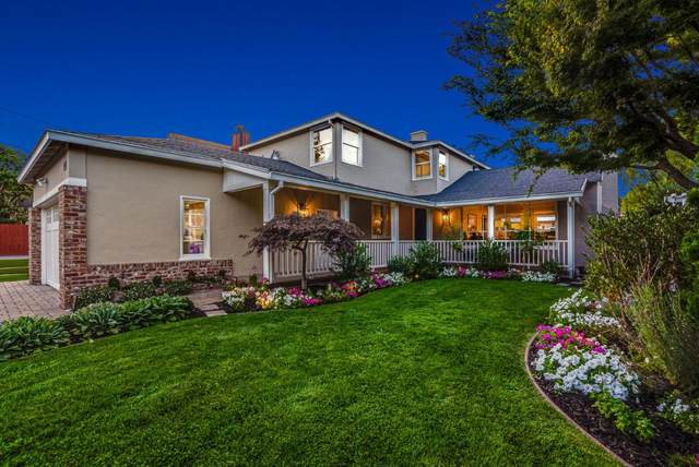 1622 Forest View Ave, Burlingame, CA 94010 (#ML81811522) :: The Gilmartin Group