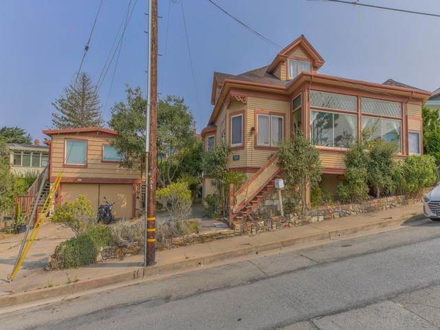 209 12th St, Pacific Grove, CA 93950 (#ML81811832) :: Alex Brant