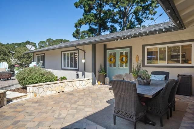 24695 Handley Dr, Carmel, CA 93923 (#ML81812090) :: The Goss Real Estate Group, Keller Williams Bay Area Estates