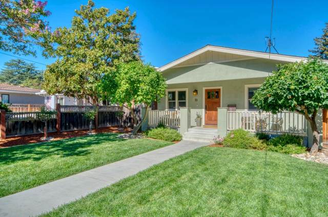 53 Whitney Ave, Los Gatos, CA 95030 (#ML81812181) :: The Sean Cooper Real Estate Group