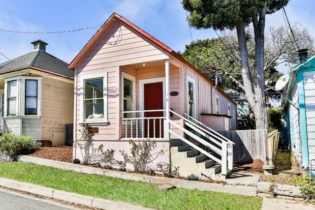 308 Park St, Pacific Grove, CA 93950 (#ML81812210) :: Alex Brant
