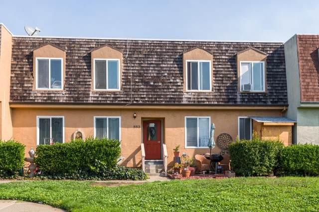 983 Brusco Way, South San Francisco, CA 94080 (#ML81812508) :: The Goss Real Estate Group, Keller Williams Bay Area Estates