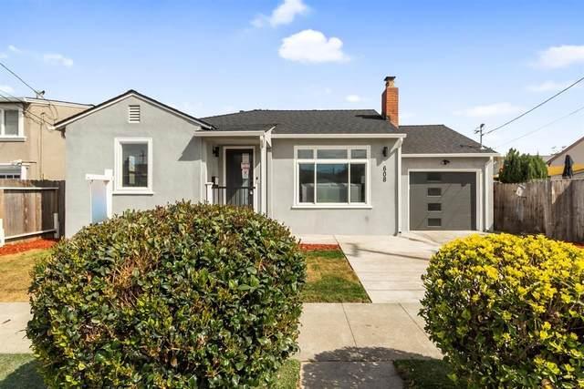 608 2nd Ave, San Bruno, CA 94066 (#ML81812653) :: Intero Real Estate