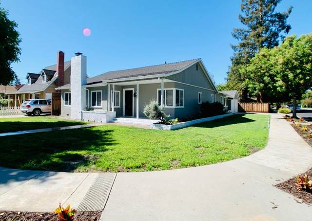 235 N 1st St, Campbell, CA 95008 (#ML81812872) :: The Sean Cooper Real Estate Group