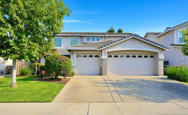 9665 Ashstone Way, Elk Grove, CA 95624 (#ML81813026) :: The Realty Society