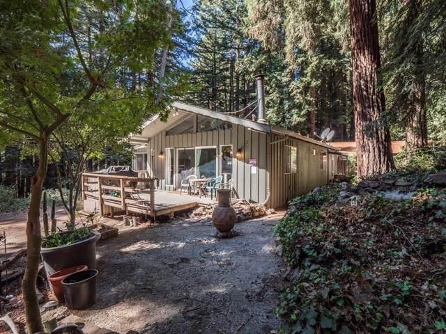 2016 Eureka Canyon Rd, Watsonville, CA 95076 (#ML81813247) :: The Realty Society