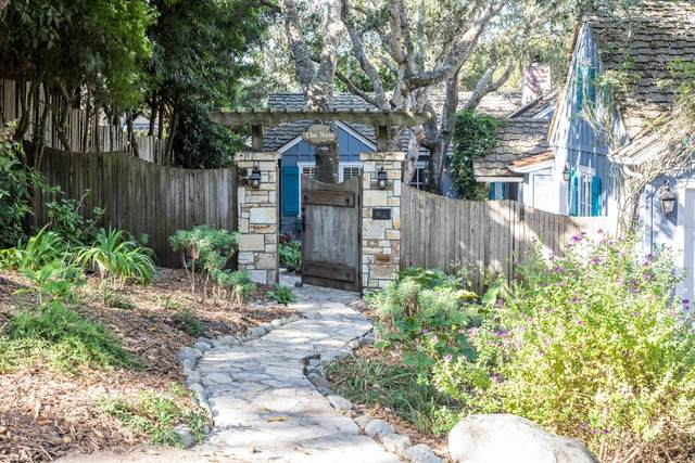0 Palou 2 Sw Of 2nd Ave, Carmel, CA 93921 (#ML81813251) :: The Goss Real Estate Group, Keller Williams Bay Area Estates